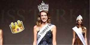 Miss Turkey 2017 Belli Oldu! İsmi ile Dikkat Çeken Yeni Güzellik Kraliçemiz: Itır Esen