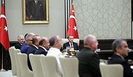 MGK Sona Erdi: Suriye'de Terör Koridoruna İzin Verilmeyecek