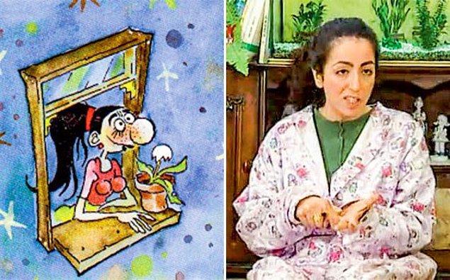 Biz onunla ilk kez, 1997'de yılında artık Türk Televizyon Tarihi'nin en efsane karakterlerinden biri haline gelen Sıdıka'yla tanıştık!