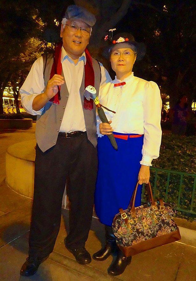 5. Bert ve Mary Poppins