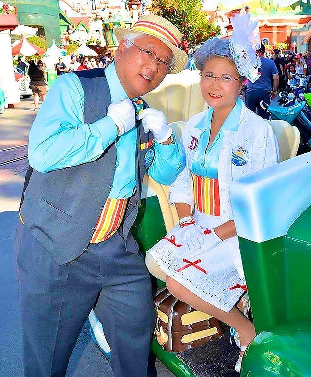 9. Dapper Bert ve Mary Poppins