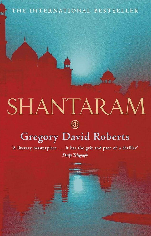 1. Shantaram - Gregory David Roberts
