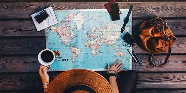1. İlk işiniz hangi ülkeye gideceğinize karar vermek olsun; bunun için de sektörlerin öncü ülkelerini bilmek avantajınıza olacaktır.