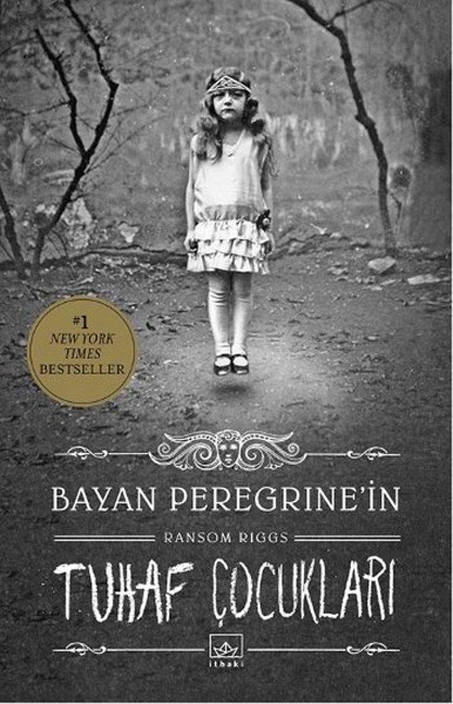 4. Bayan Peregrine'nin Tuhaf Çocukları Serisi - Ransom Riggs