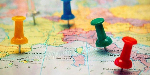 11. Yurt dışına gidip, gezmemek olmaz, tavsiyemiz kendinize bir Bucket List hazırlamanız :)