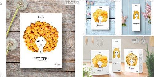 Pasta Nikita Packaging by Nikita Konkin