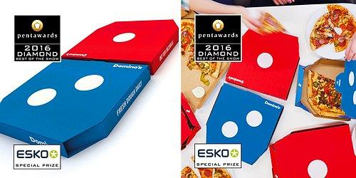 Domino's Pizza by JONES KNOWLES RITCHIE – JKR