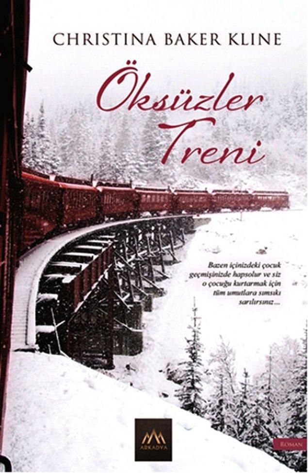 23. Öksüzler Treni - Christina Baker Kline