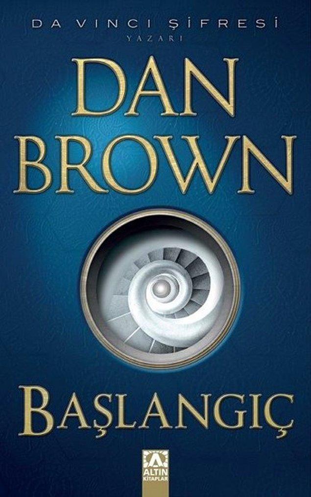 13. Başlangıç - Dan Brown