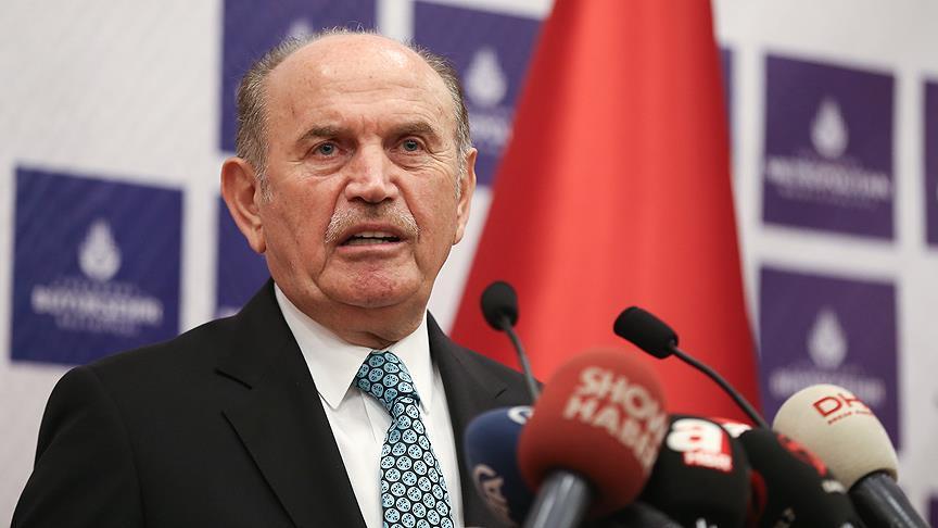 İstanbul Büyükşehir Belediye Başkanı Kadir Topbaş İstifa Etti: Adam Yerine Konulmamak Affedilemez 15