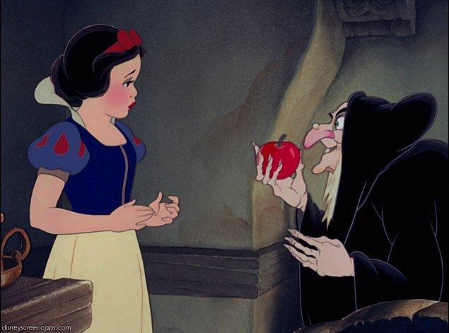 Pamuk Prenses'in Zehirli Elması