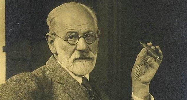 2. Aşağıda yer alan ünlü psikolog Sigmund Freud tarafından söylenmiş sözlerden sana en çarpıcı geleni seç bakalım.
