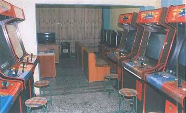 11. Atari salonlarını atlamak olmaz...