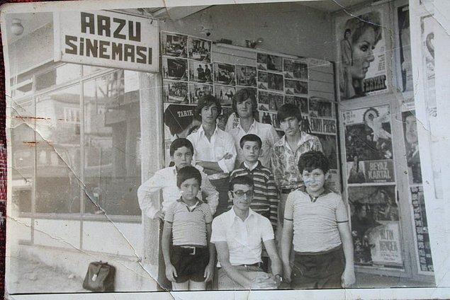 13. Sokak arası minik yazlık sinemalar...