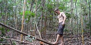 Doğada Tek Başına Yaşamanın Şifrelerini Çözen Adamdan Fırın ve Çamurdan Kiremit Yapımı