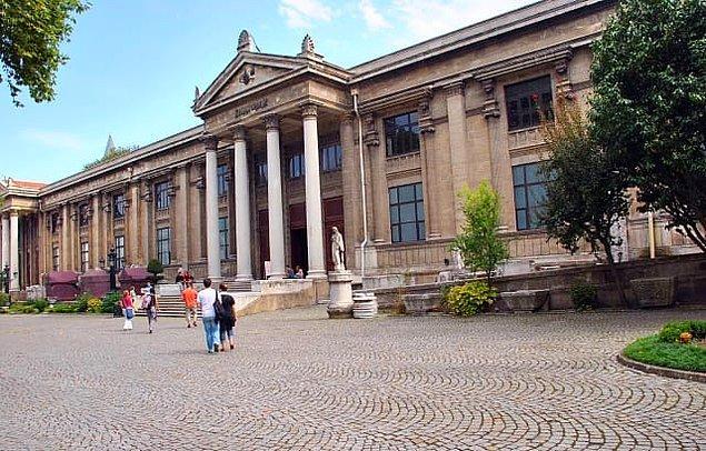 10. Müzeler ve müze bahçeleri: Tarihe tanıklık ve kafa dinleme bir arada.