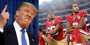 Küfürler Havada Uçuştu! ABD'de Başkan Donald Trump ile Sporcular Arasında Yaşanan Dev Gerginlik