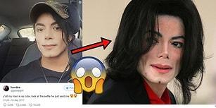 Bir Tek Fotoğrafıyla 'Michael Jackson Hayatta mı?' Dedirten Sanatçı Sergio Cortes!