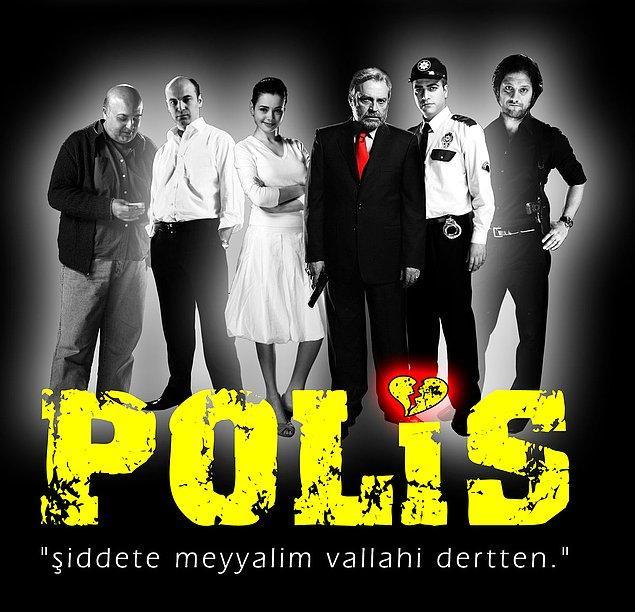 Ve başlıyoruz: Polis filminin senarist, yönetmen ve yapımcısı.