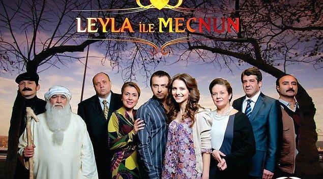 Gurur duyulacak, Türk televizyonunun gördüğü en iyi işlerden: Leyla ile Mecnun.
