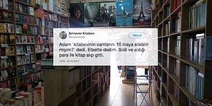 Bir Emek Karşılığı Satın Alınan Kitabın Hikâyesi: 'Kitabevinin Camlarını 10 TL'ye Silebilir miyim?'
