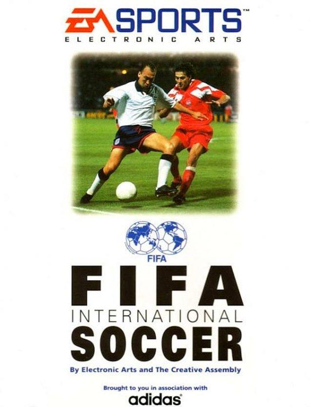 1. FIFA International Soccer