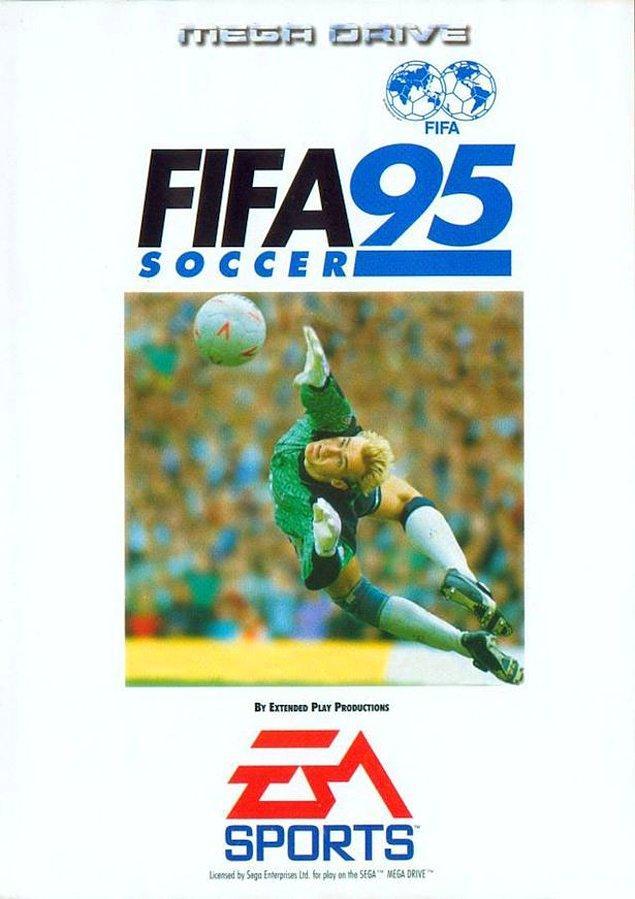 2. FIFA Soccer 95