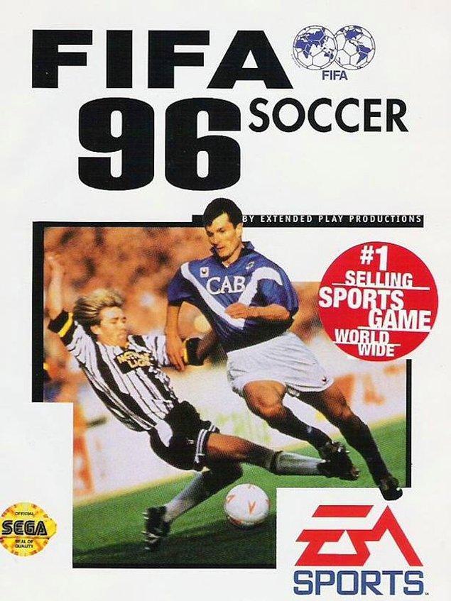 3. FIFA Soccer 96