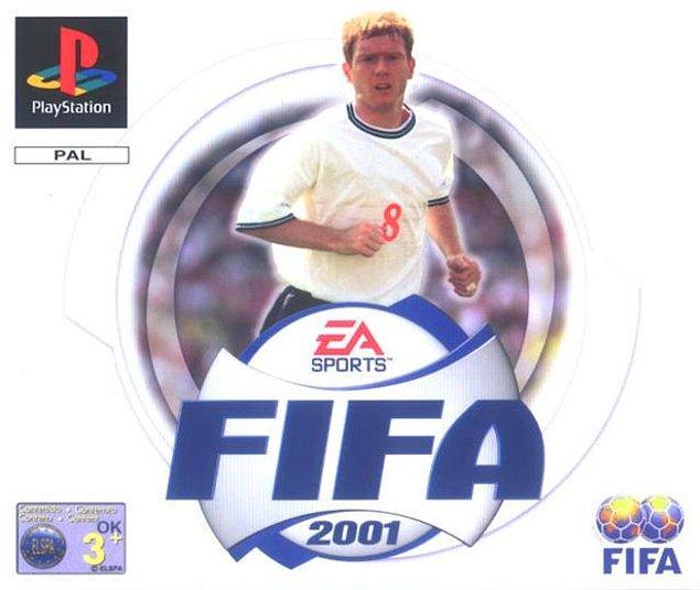 8. FIFA 2001