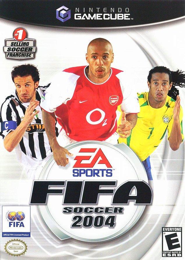 11. FIFA Football 2004