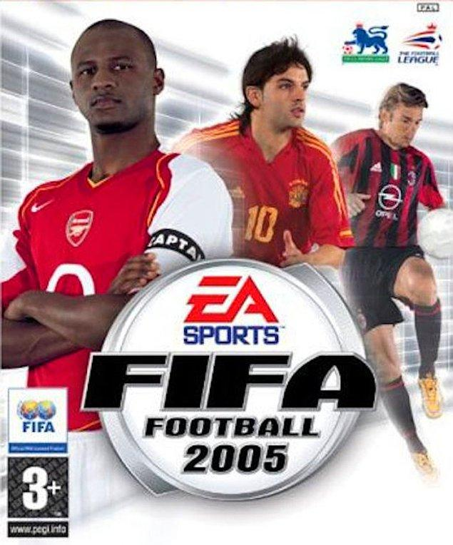 12. FIFA Football 2005
