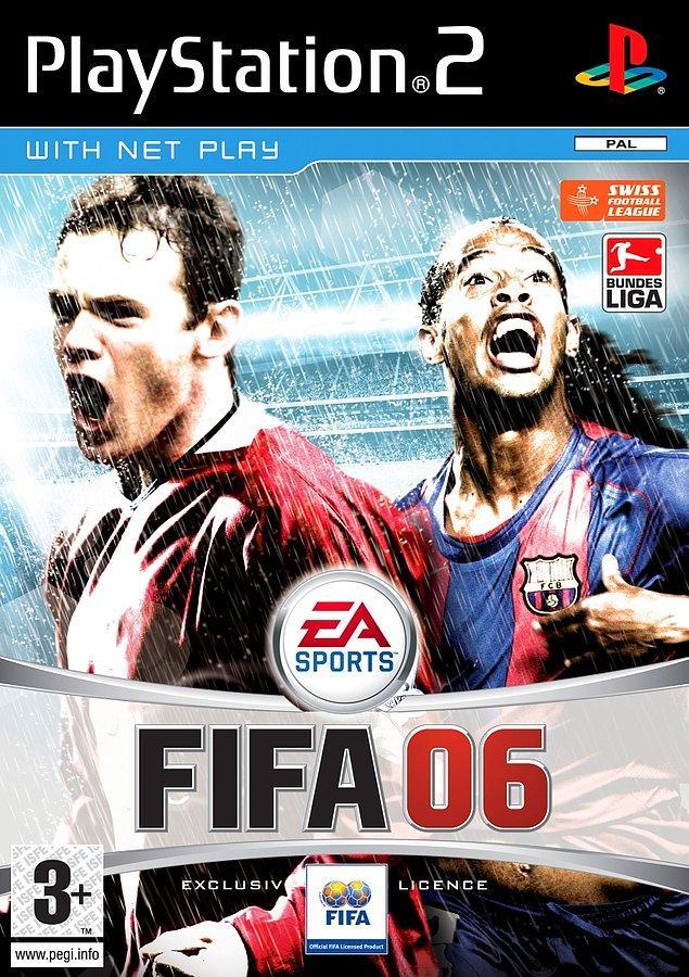 13. FIFA 06