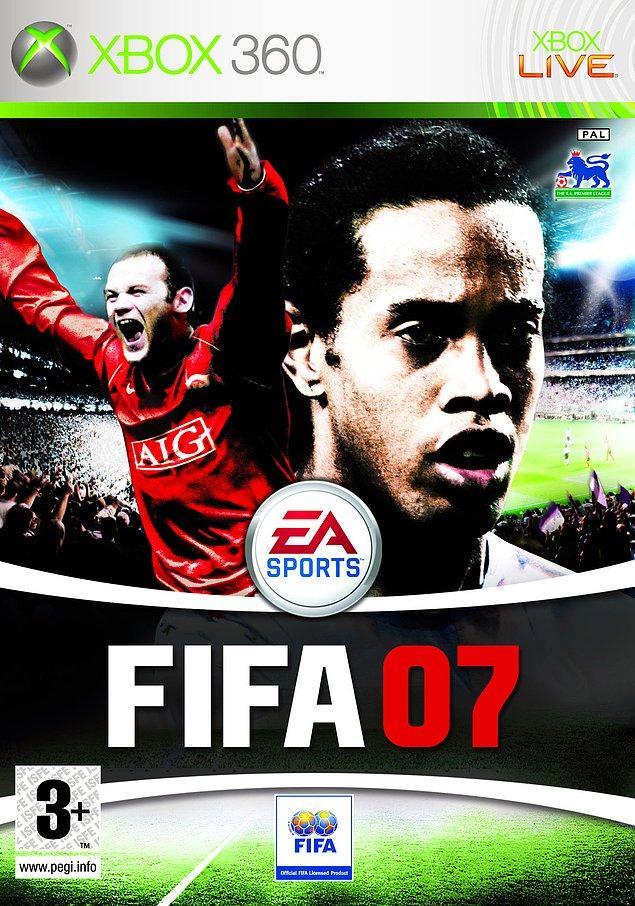 14. FIFA 07