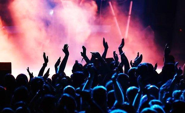 Sevdiğin sanatçının konseri