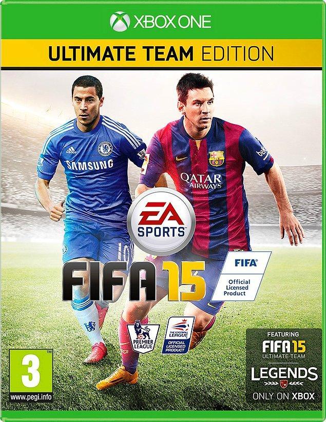 22. FIFA 15