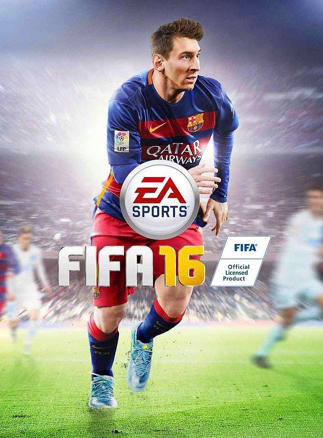 23. FIFA 16
