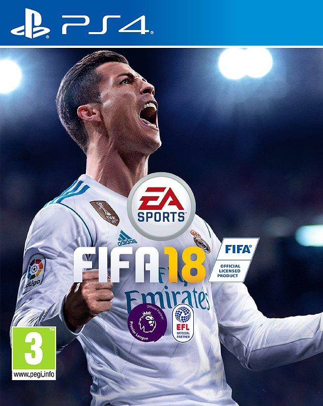 25. FIFA 18