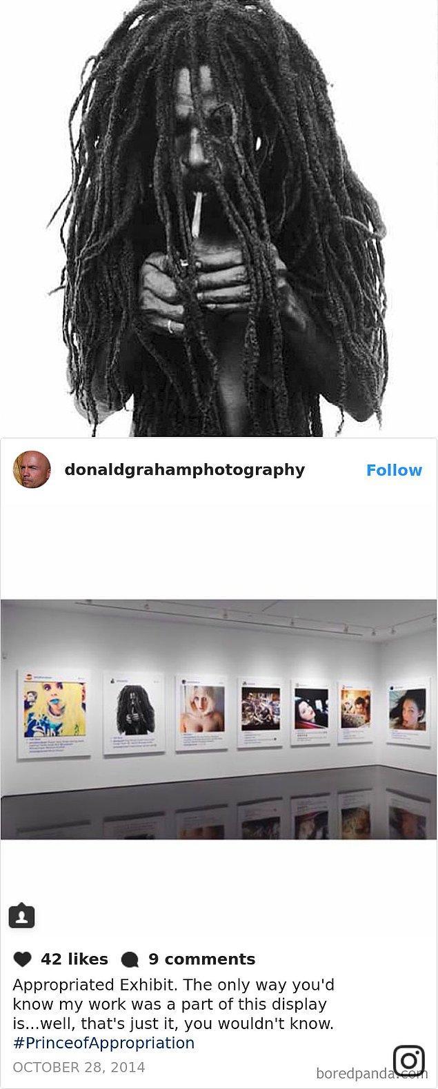 25. Başkalarının fotoğraflarıyla izinsiz sergi açan Sergio Prince o fotoğrafları satmaktan da geri durmuyor. 😳