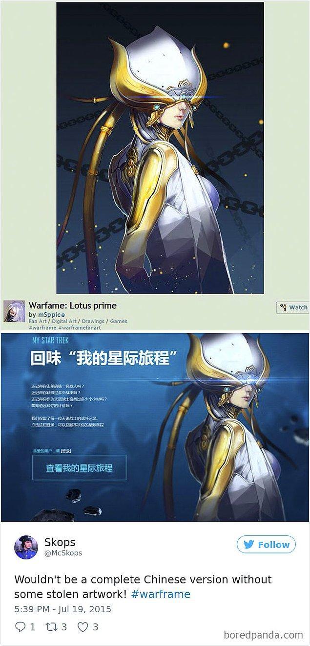 24. Çin yapımı oyun ve resim kaynağı: