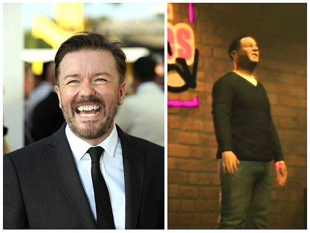 4. Ricky Gervais (Grand Theft Auto IV)