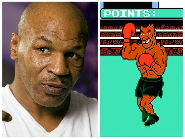7. Mike Tyson (Mike Tyson's Punch Out!)