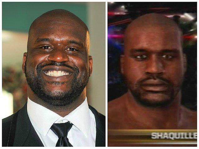 11. Shaquille O'Neal (UFC Undisputed 2010)