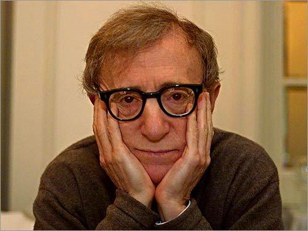 3. Woody Allen