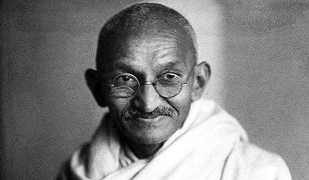 7. Mahatma Gandhi