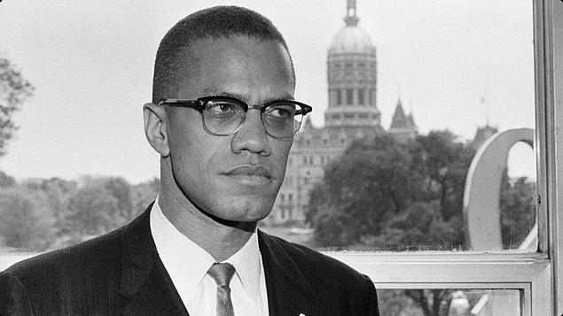 13. Malcolm X