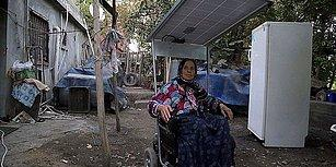 Seven Ne Yapmaz! Yürüyemeyen Eşi İçin Güneş Enerjili Sandalye Tasarladı