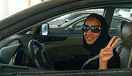 Zahmet Oldu! Suudi Arabistan'daki Kadınlar da Artık Araç Kullanabilecek