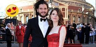 Çeyrekleri Hazırlayın, Düğün Var! Jon Snow ve Ygritte Nişan Yüzüklerini Taktı