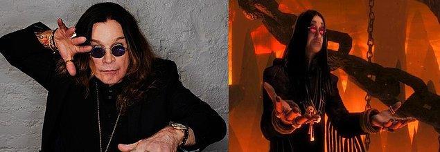 18. Ozzy Osbourne (Brütal Legend)