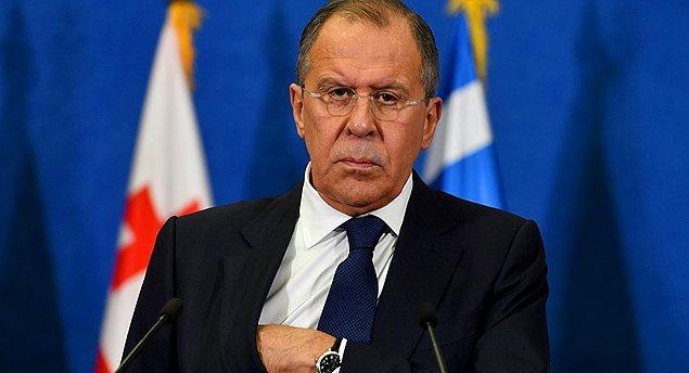 """Rusya Dışişleri Bakanı Sergey Lavrov, """"Referandum Kürt halkının taleplerini dile getirme aracıdır"""" demişti."""